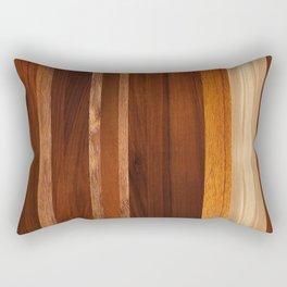 Woodboard 4 Rectangular Pillow