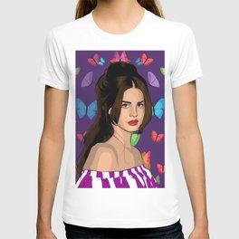 Lana and Butterflies T-shirt