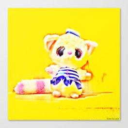 YOOHOO Pammee 1 Canvas Print