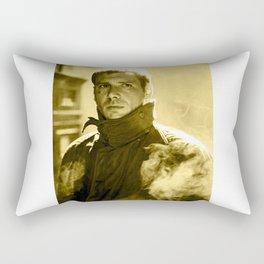 harrison ford offered role in blade runner Rectangular Pillow
