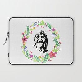 Mother Teresa of Calcutta Laptop Sleeve