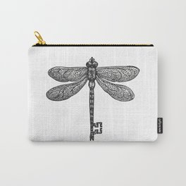 The Dragonfly Key Carry-All Pouch