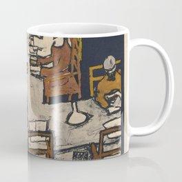 "Egon Schiele ""Secession 49. Exhibition"" Coffee Mug"