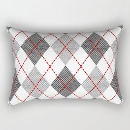 Argyle Rectangular Pillow