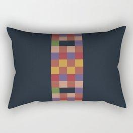 Mosaic Game Rectangular Pillow