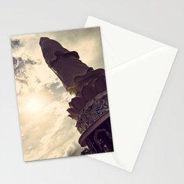 Buddha in Vietnam Stationery Cards