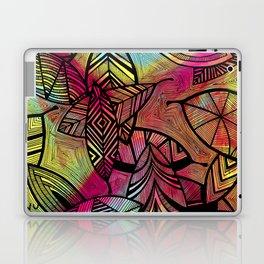 Crazy Leaves  Laptop & iPad Skin