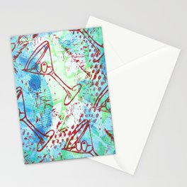 last call  Stationery Cards