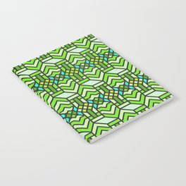 Op Art 122 Notebook