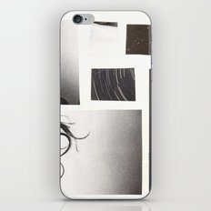 I Wanted To Lift Myself Up iPhone & iPod Skin