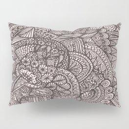 Doodle 8 Pillow Sham