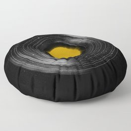Sound System Floor Pillow