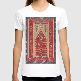 Antique Turkish Carpet Kilim Print T-shirt