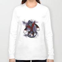 nightcrawler Long Sleeve T-shirts featuring Nightcrawler by Twisted Dredz