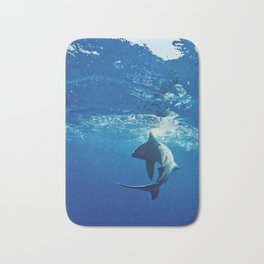 Shark Swimming Bath Mat