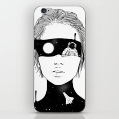 If I Could Just See You from Up Here iPhone Skin