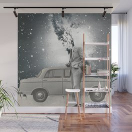 The lonely Wall Mural