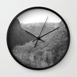 Letchworth Wall Clock