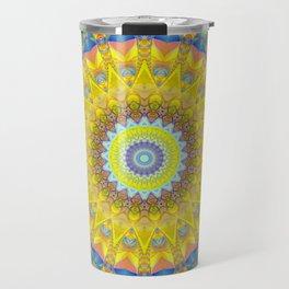 Mandala sun 2 Travel Mug