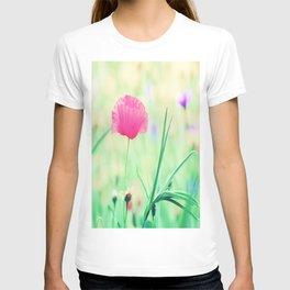 Poppy Romance T-shirt