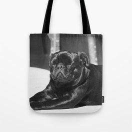 Dog by Jorge Zapata Tote Bag
