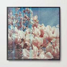Digital Spring Metal Print