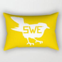 National Bird of Sweden Rectangular Pillow