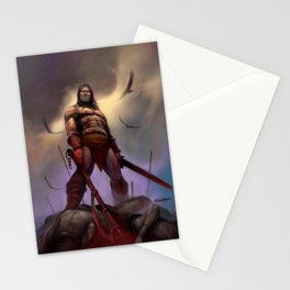 Conan the Barbarian Stationery Cards