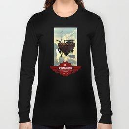 Aeroshipbuilding Shirts Long Sleeve T-shirt