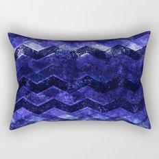 Glitter Waves III Rectangular Pillow