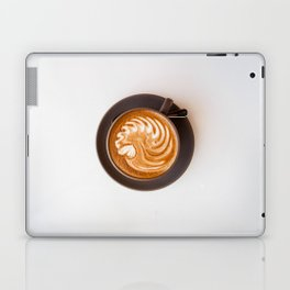 Lost in the Morning Laptop & iPad Skin