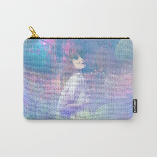 Ask your angel Carry-All Pouch