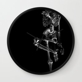 Michael Undead Wall Clock