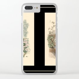 Victorian Dress 13 Clear iPhone Case