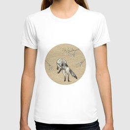 A fox T-shirt