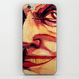 Barker iPhone Skin