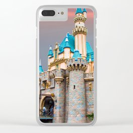 Fairytale Clear iPhone Case