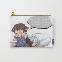 Lil' Napping Spirit Carry-All Pouch