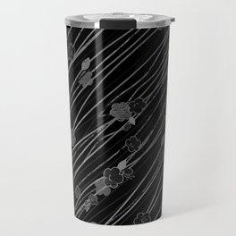 Creeping Flower & Leaves 9 Travel Mug
