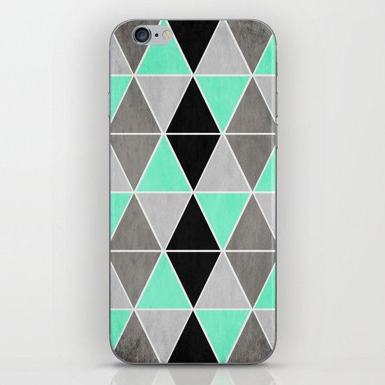 IceGeo iPhone & iPod Skin