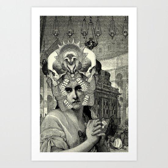 Lithography 2 Art Print