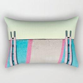 The Factory, Los Angeles California Rectangular Pillow