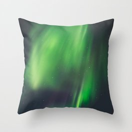 Northern Lights (Aurora Borealis) 9. Throw Pillow