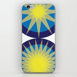 Compass Doubled iPhone Skin