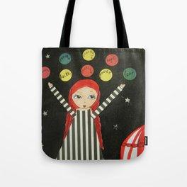 life juggler Tote Bag