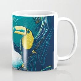 costa rica rainforest Coffee Mug