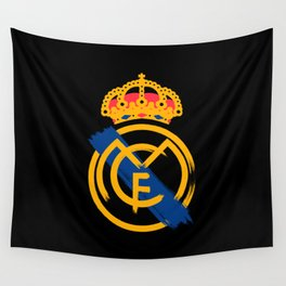 Real Madrid C.F Wall Tapestry