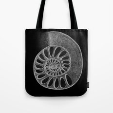 gyre black Tote Bag