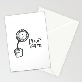 Take care. Stationery Cards