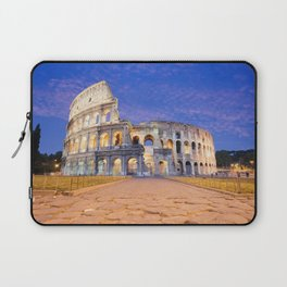 The Colosseum at dusk Laptop Sleeve